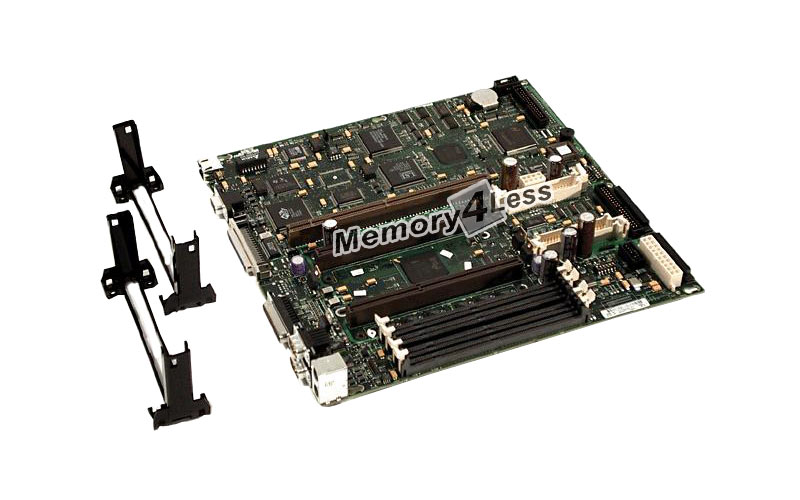 143882-001 HP System I/O Board (Motherboard) for HP ProLiant 1850R without CPU (Refurbished)