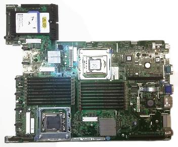 IBM System Board for x3550 M3 (all models) (Refurbished) Mfr P/N 00D3284