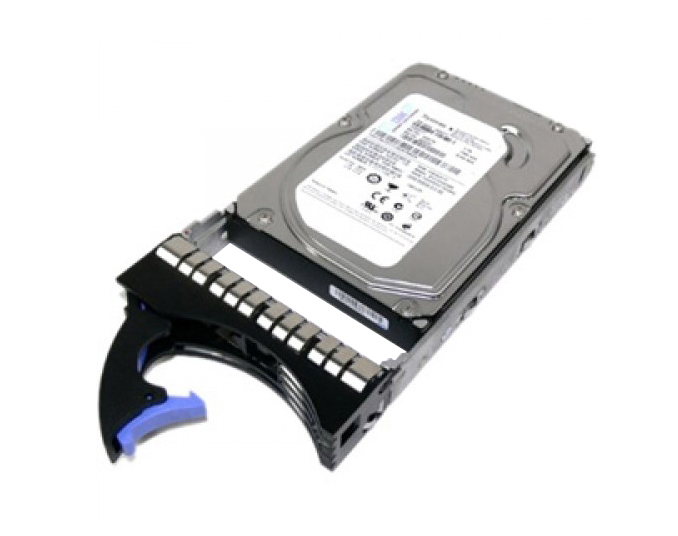 00FN258 IBM 6TB 7200RPM SAS 12Gbps Nearline Hot Swap (512e) 3.5-inch Internal Hard Drive