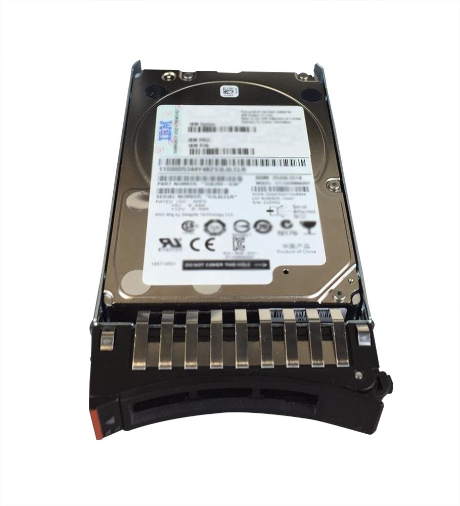 00LY426 IBM 1.8TB 10000RPM SAS 12Gbps (4K) 2.5-inch Internal Hard Drive for only Elastic Storage Server System