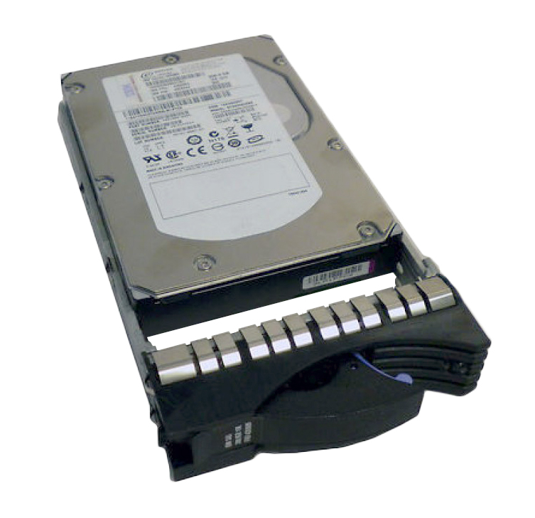IBM 6TB 7200RPM SAS 12Gbps Nearline 3.5-inch Internal Hard Drive Mfr P/N 00MN536
