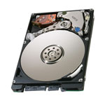 Hitachi 120GB 2.5 9.5mm SATA 5400 8 MB Mfr P/N 0A50686 HTS541612J9S