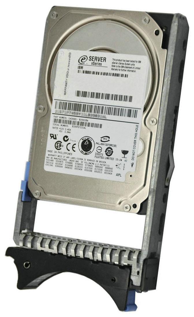 0A89409 Lenovo 900GB 10K 6Gbps SAS 2.5/'/' Hard Drive