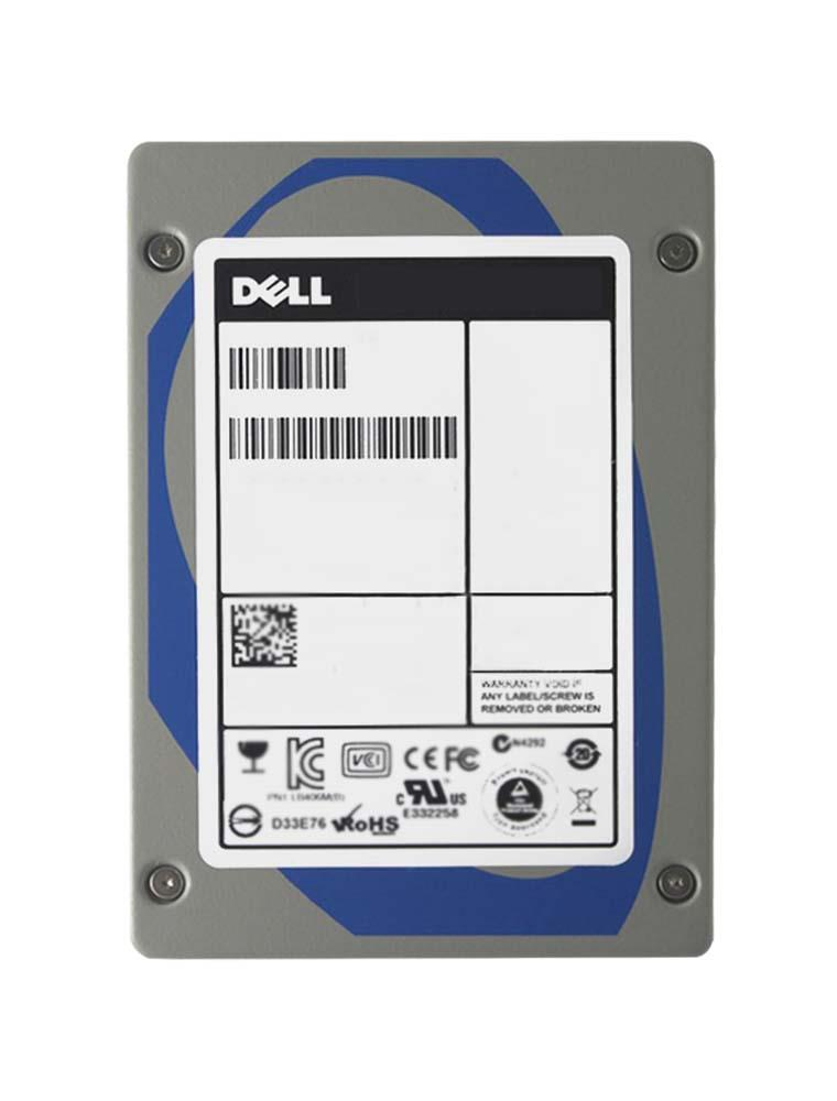 14PN0 Dell 1.6TB MLC SAS 12Gbps 2.5-inch Internal Solid State Drive (SSD) with Tray