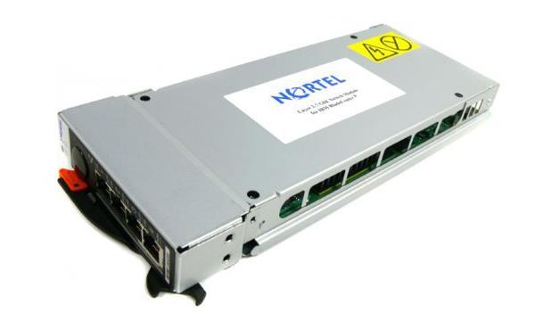 IBM Layer 2-7 Gigabit Ethernet Switch Module by Nortel for BladeCenter (Refurbished) Mfr P/N 32R1859