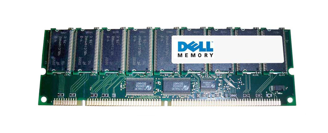 4020T Dell 256MB PC100 100MHz ECC Registered 168-Pin DIMM Memory Module