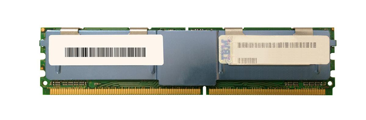 40T4158 IBM Chipkill 4GB Kit (2 X 2GB) PC2-5300 DDR2-667MHz ECC Fully Buffered CL5 240-Pin DIMM Dual Rank Memory