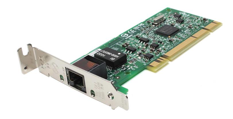 IBM Lenovo PRO/1000 GT Low Profile Desktop PCI Network Adapter Mfr P/N 41A2571