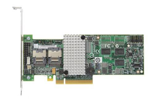 IBM ServeRAID M5015 512MB Cache SAS 6Gbps / SATA 6Gbps PCI Express x8 RAID Controller Card Mfr P/N 46M0829