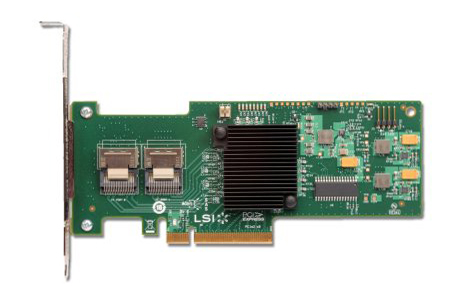 IBM ServeRAID M5014 Series 2-Port SAS 6Gbps / SATA 3Gbps PCI Express 2.0 x8 RAID Controller Card Mfr P/N 46M0831