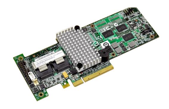 IBM ServeRAID M5014 Series 2-Port SAS 6Gbps / SATA 3Gbps PCI Express 2.0 x8 RAID Controller Card Mfr P/N 46M0916