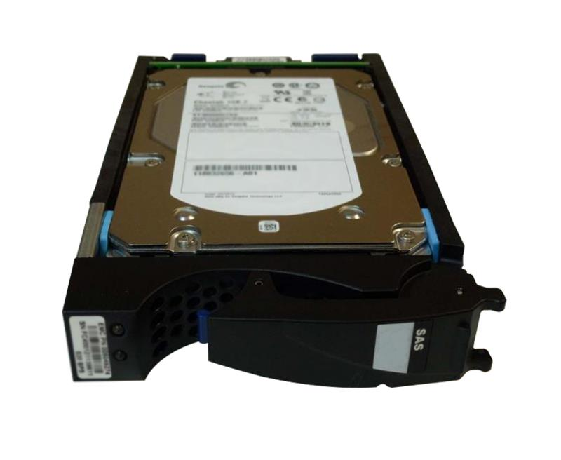 005049277 EMC 2TB 7200RPM SAS 6Gbps 3.5-inch Internal Hard Drive for VNX Array Systems