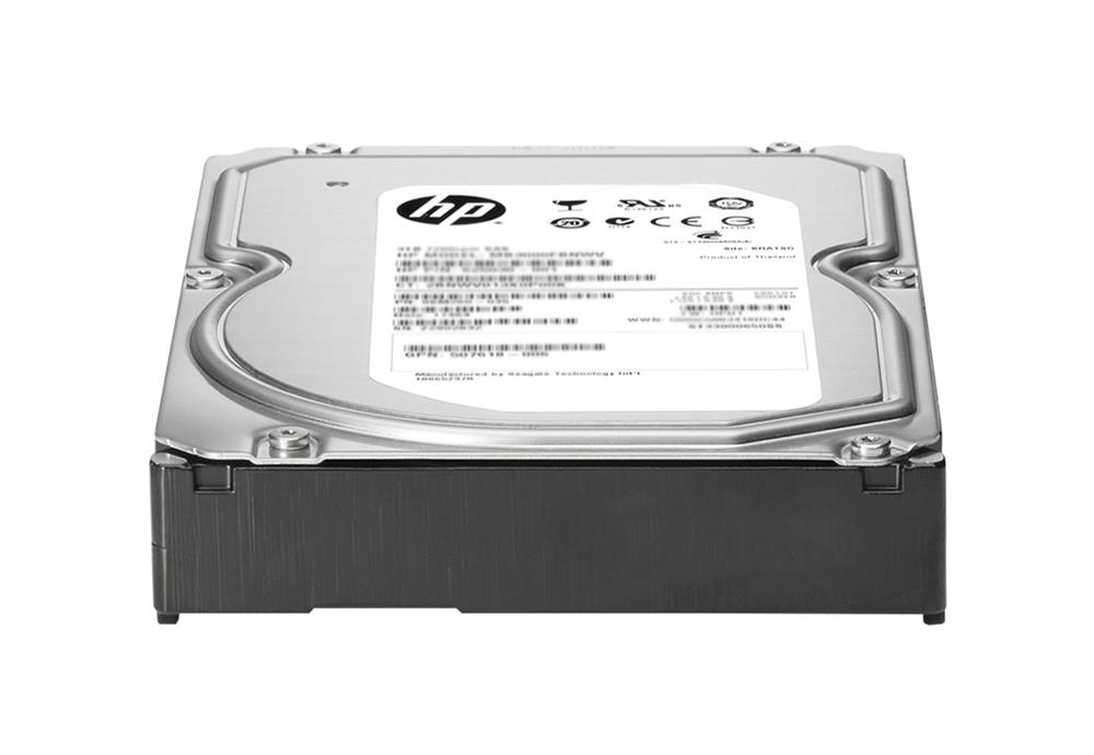 516814-B21-RF HP 300GB 15000RPM SAS 6Gbps Dual Port Hot Swap 3.5-inch Internal Hard Drive