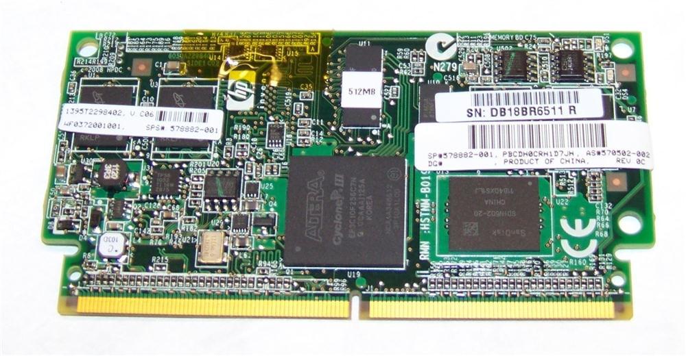 578882 001 Hp Raid Controller Memory