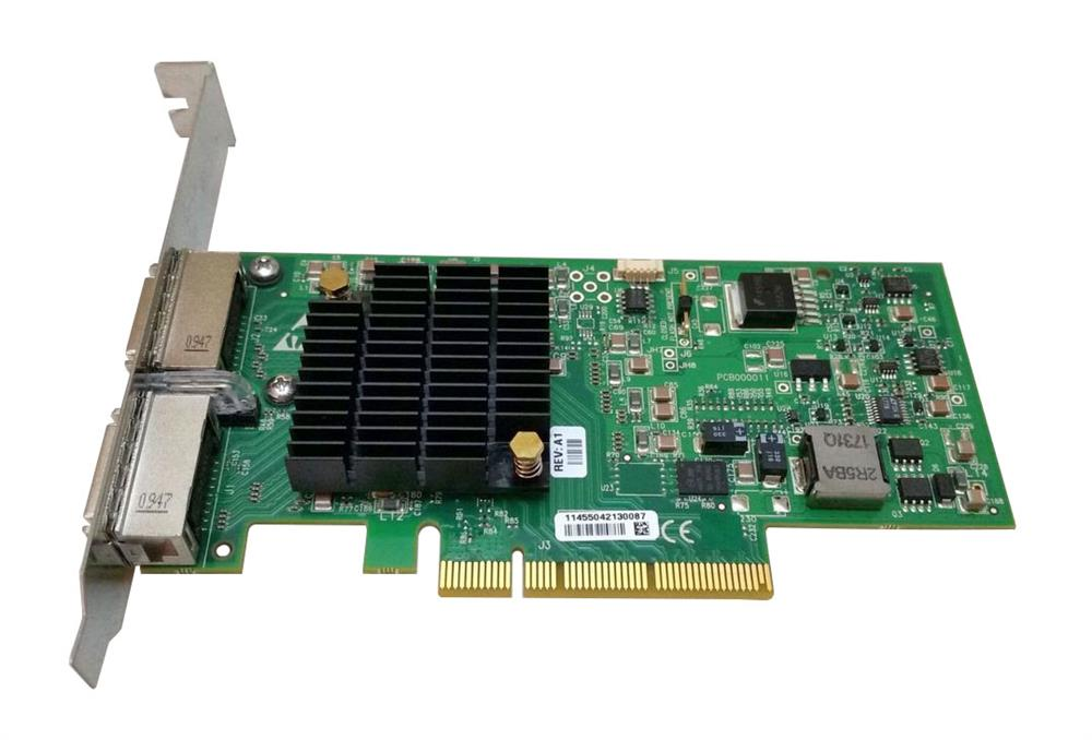 592521-B21 HP Infiniband 4X DDR Dual-Ports 40Gbps PCI Express 2.0 x8 G2 Host Bus Network Adapter