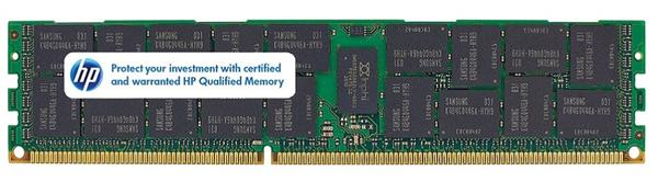 627814R-B21 HP 32GB PC3-8500 DDR3-1066MHz ECC Registered CL7 240-Pin DIMM 1.35V Low Voltage Quad Rank Memory Module