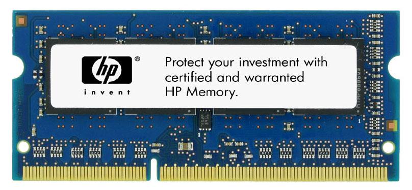 HP 8GB PC3-10600 DDR3-1333MHz non-ECC Unbuffered CL9 204-Pin SoDimm Memory Module Mfr P/N 634091-001