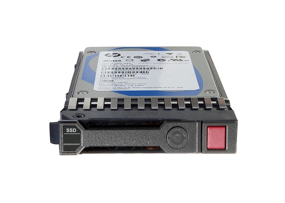 691860-B21 HP 800GB MLC SATA 6Gbps Mainstream Endurance 3.5-inch Internal Solid State Drive (SSD)