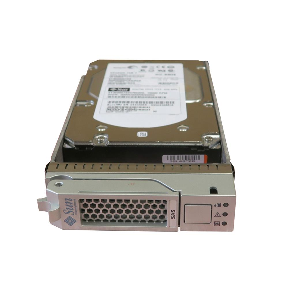 7112278 Sun Oracle 8TB 7200RPM SAS 12Gbps 3.5-inch Internal Hard Drive with Heron Bracket