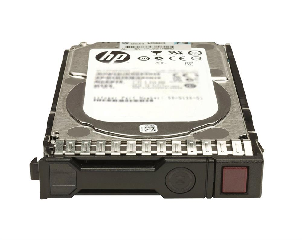 768789-001 HPE 1.8TB 10000RPM SAS 12Gbps Hot Swap (512e) 2.5-inch Internal Hard Drive with Smart Carrier