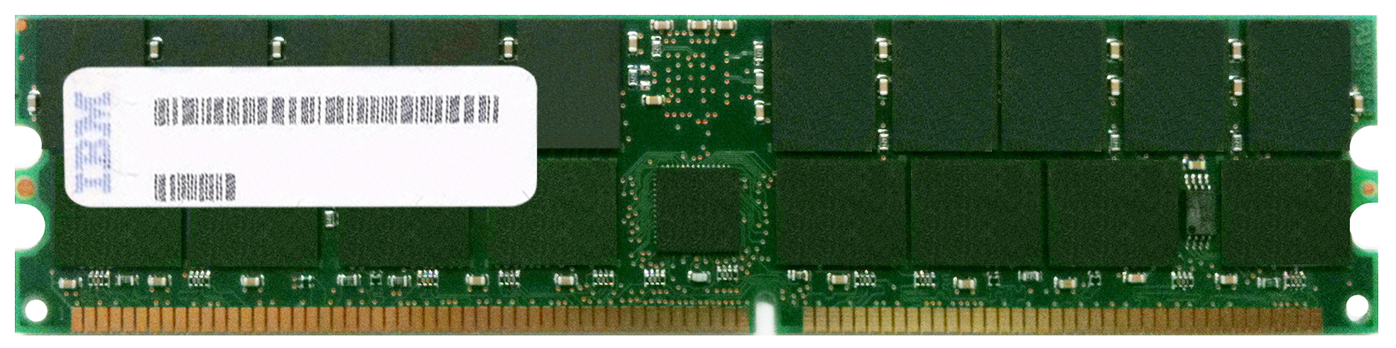 IBM Chipkill 4GB Kit (4 X 1GB) PC2-4200 DDR2-533MHz ECC Registered CL4 276-Pin DIMM Memory Mfr P/n 9117-7893