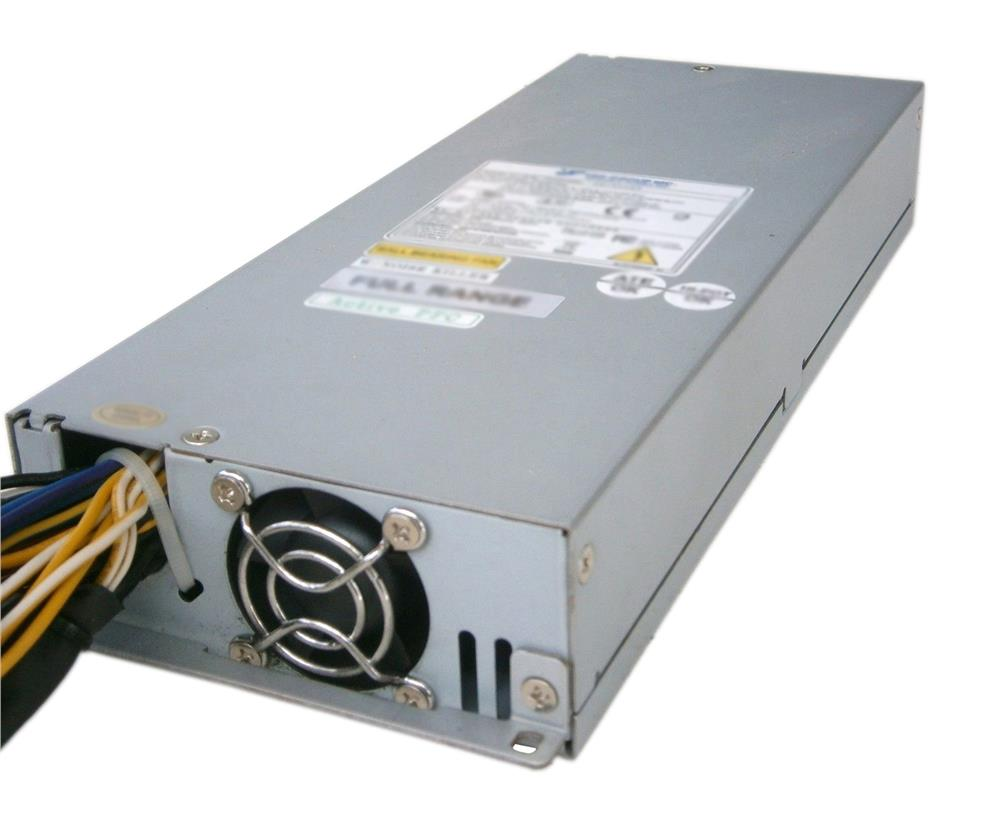 9PB5000112 Sparkle Power 500-Watts ATX12V High Efficiency 1U Switching Power Supply with Active PFC