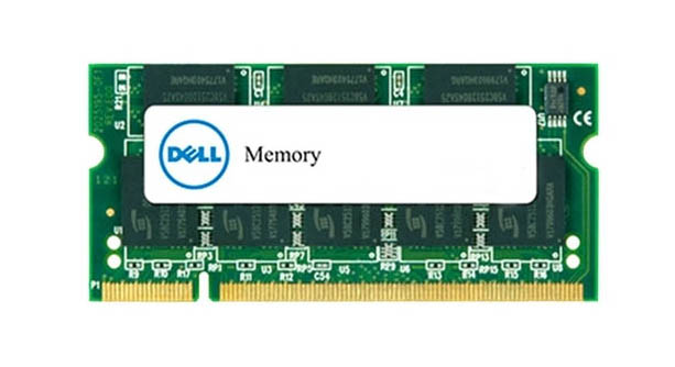 A4798874 Dell 8GB PC3-8500 DDR3-1066MHz non-ECC Unbuffered CL7 204-Pin SoDimm Dual Rank Memory Module for Precision Mobile Workstation M4500, M6500