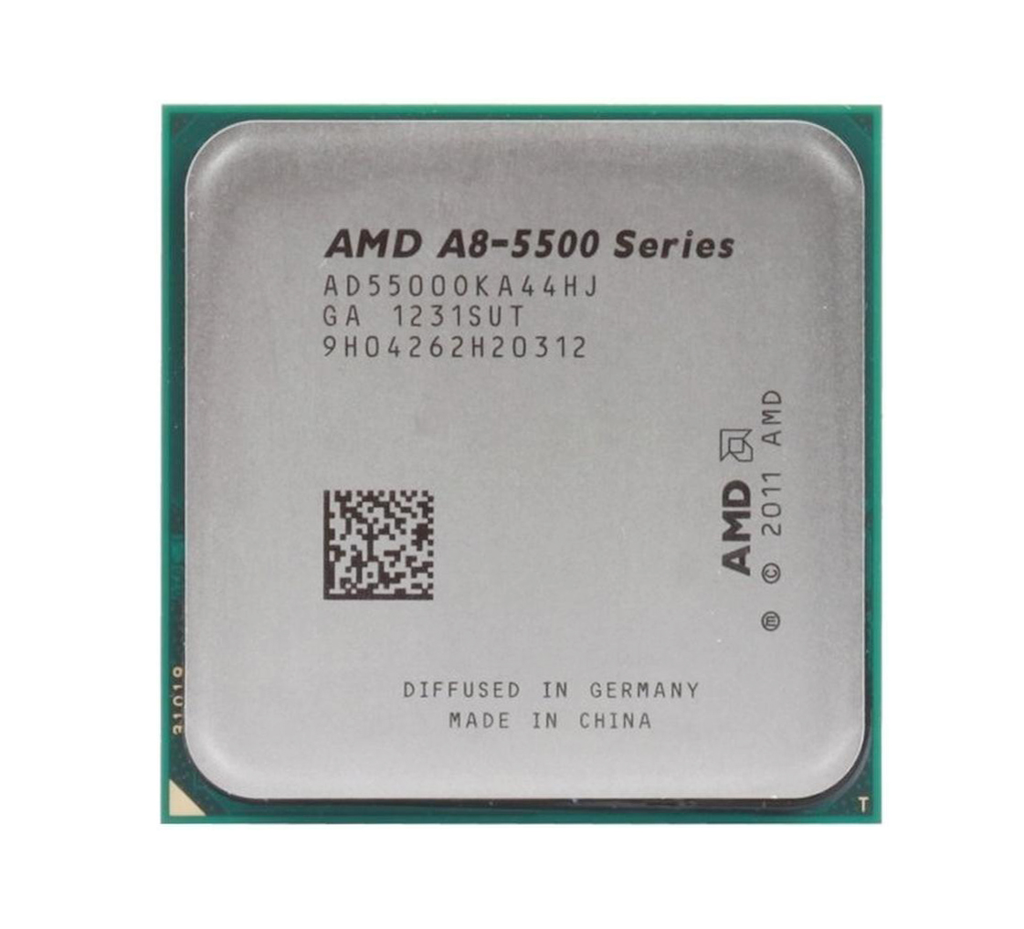 AD5500OKA44HJ AMD A8-5500 Quad-Core 3.20GHz 4MB L2 Cache Socket FM2 Processor
