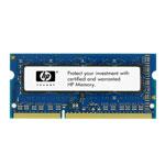 HP 4GB PC3-10600 DDR3-1333MHz non-ECC Unbuffered CL9 204-Pin SoDimm Dual Rank Memory Module Mfr P/N AT913AA