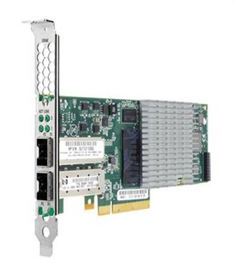 BK835A HP Dual-Ports RJ-45 10Gbps 10GBase-X 10 Gigabit Ethernet PCI Express 2.0 x8 Network Adapter