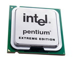 Intel Pentium Extreme Edition 965 Dual Core 3.73GHz 1066MHz FSB 4MB L2 Cache Socket 775 Processor Mfr P/N BX80553965