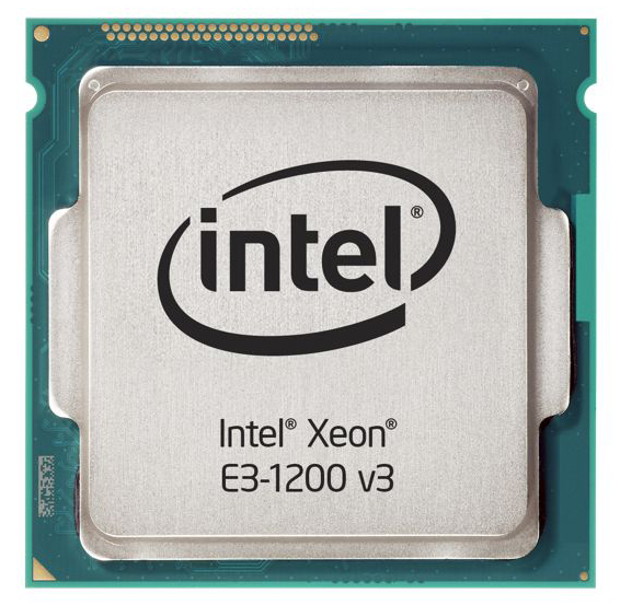 BX80646E31275V3-A1 Intel Xeon E3-1275 v3 Quad Core 3.50GHz 8MB L3 Cache Socket FCLGA1150 Processor