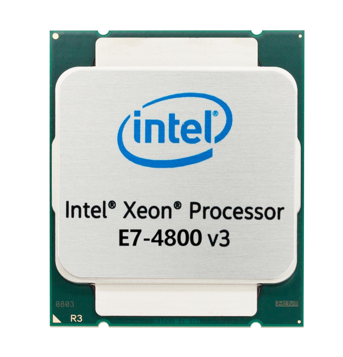Intel Xeon E7-4809 v3 8 Core 2.00GHz 6.40GT/s QPI 20MB L3 Cache Socket 2011-1 Processor Mfr P/N CM8064501551526