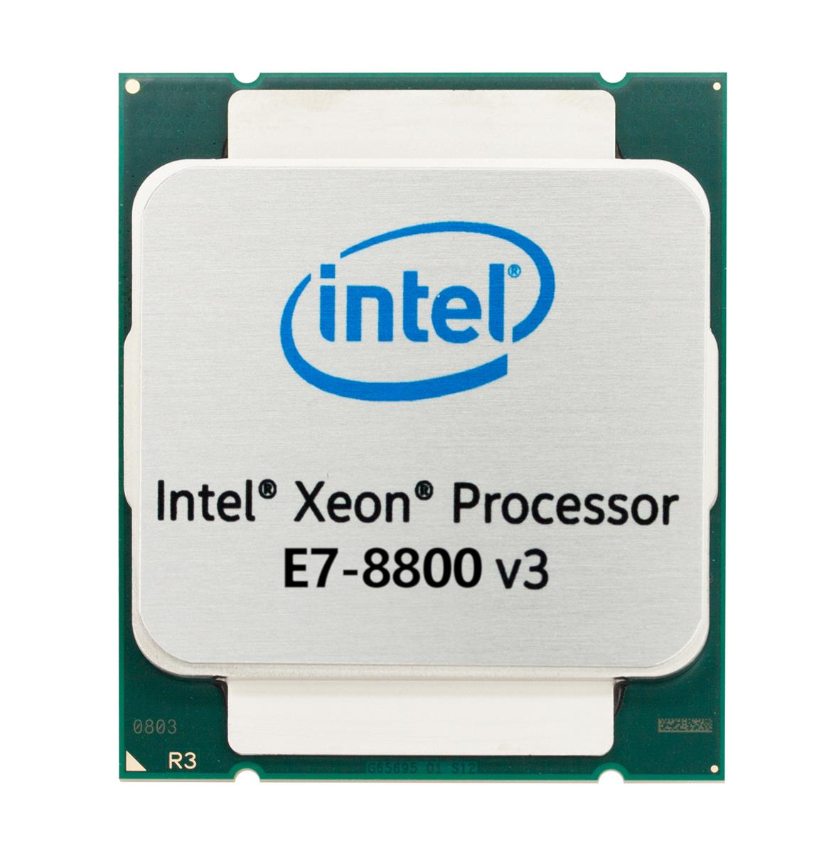 CM8064501552522 Intel Xeon E7-8880L v3 18 Core 2.00GHz 9.60GT/s QPI 45MB L3 Cache Socket 2011-1 Processor