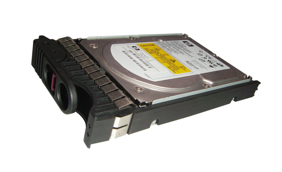 D4289-69001 HP 9.1GB 7200RPM Ultra Wide SCSI 80-Pin LVD Hot Swap 3.5-inch Internal Hard Drive