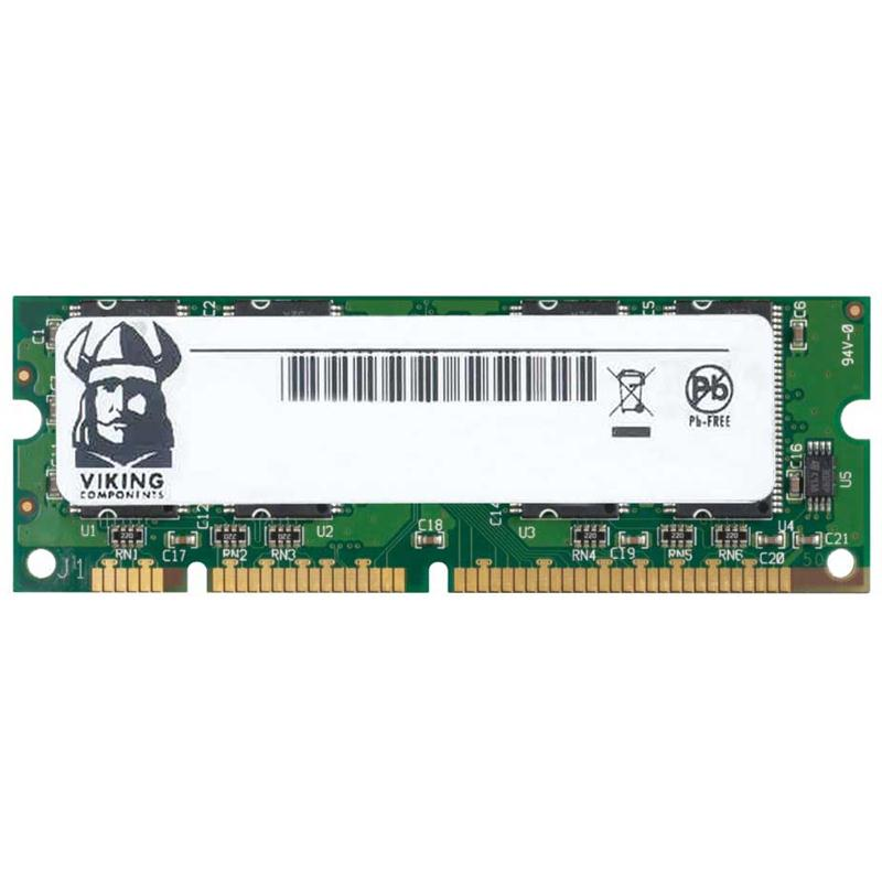 Viking 64MB SDRAM Module C3913A for Hewlett-Packard Color LaserJet 4500DN 4500N 4500 8550N/DN/MFP Mfr P/N H3913