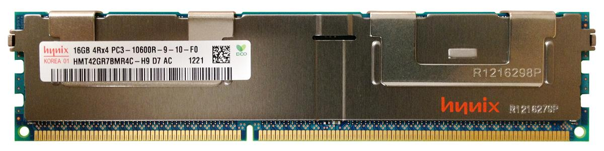 M4L-PC31333RD3Q49D-16G M4L Certified 16GB 1333MHz DDR3 PC3-10600 Reg ECC CL9 240-Pin Quad Rank x4 DIMM