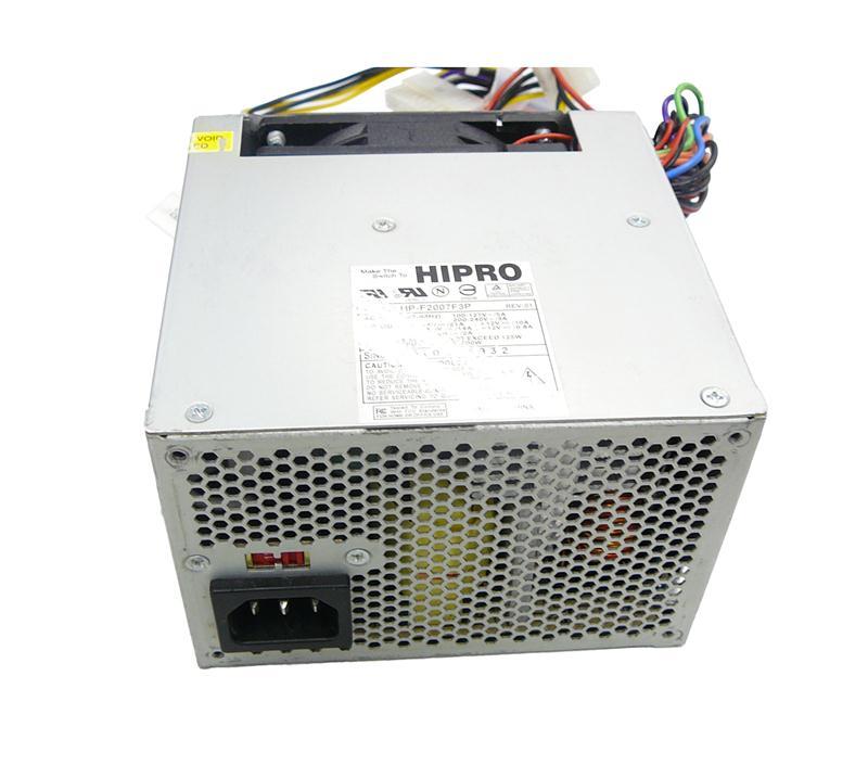 Hipro-Tech 200 Watts ATX Power Supply Mfr P/N HP-F2007F3P