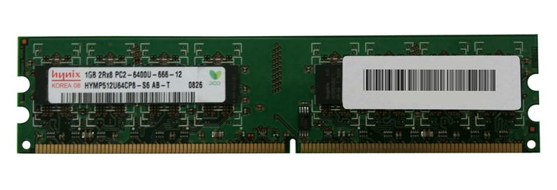 M4L-PC2800D2E6-1G M4L Certified 1GB 800MHz DDR2 PC2-6400 ECC CL6 240-Pin Dual Rank x8 DIMM