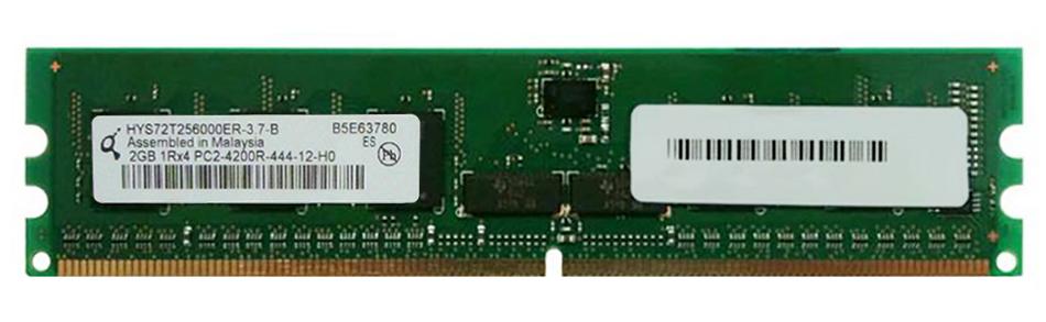 M4L Certified 2GB 533MHz DDR2 PC2-4200 Reg ECC CL4 240-Pin Single Rank x4 DIMM Mfr P/N M4L-PC2533D2S4R4-2G