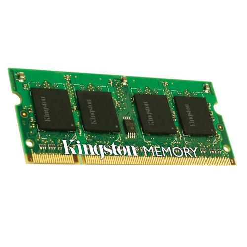 Kingston 2GB PC2-4200 DDR2-533MHz non-ECC Unbuffered CL4 200-Pin SoDimm Memory Module Mfr P/N KTT533D2/2G