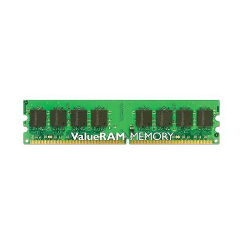 Kingston 1GB PC2-8500 DDR2-1066MHz non-ECC Unbuffered CL7 240-Pin DIMM Memory Module Mfr P/N KVR1066D2N7/1G