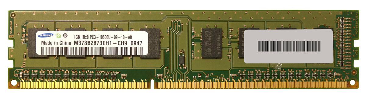 M4L Certified 1GB 1333MHz DDR3 PC3-10600 Non-ECC CL9 240-Pin Single Rank x8 DIMM Mfr P/N M4L-PC31333ND3S89D-1G