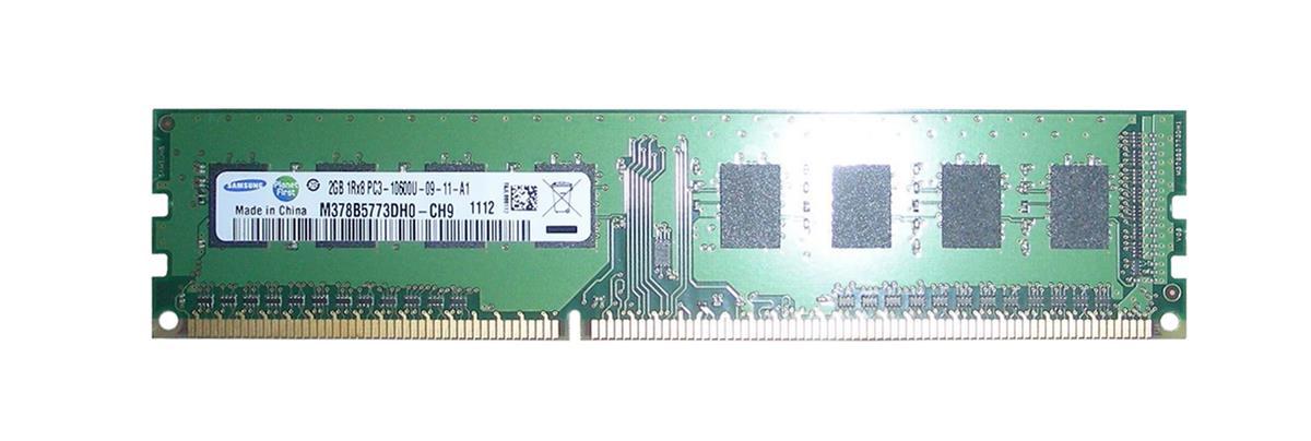 M4L Certified 2GB 1333MHz DDR3 PC3-10600 Non-ECC CL9 240-Pin Single Rank x8 DIMM Mfr P/N M4L-PC31333D3S8N9-2G