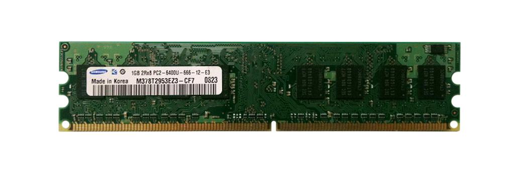 M4L Certified 1GB 800MHz DDR2 PC2-6400 Non-ECC CL6 240-Pin Single Rank x8 DIMM Mfr P/N M4L-PC2800ND2S86D-1G