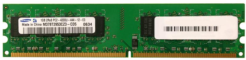 M4L-PC2533D2N4-1G M4L Certified 1GB 533MHz DDR2 PC2-4200 Non-ECC CL4 240-Pin Dual Rank x8 DIMM
