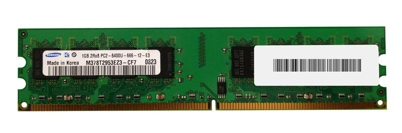 M4L-PC2800D2N6-1G M4L Certified 1GB 800MHz DDR2 PC2-6400 Non-ECC CL6 240-Pin Dual Rank x8 DIMM