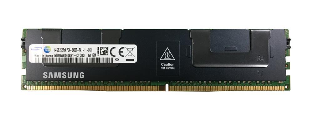 M4L Certified 64GB 2400MHz DDR4 PC4-19200 Reg ECC CL17 288-Pin Quad Rank x4 DIMM Mfr P/N M4L-PC42400RD4Q417D-64G