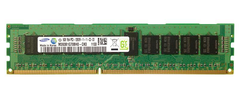 M4L Certified 8GB 1600MHz DDR3 PC3-12800 Reg ECC CL11 240-Pin Single Rank x4 DIMM Mfr P/N M4L-PC316R11S4-8G
