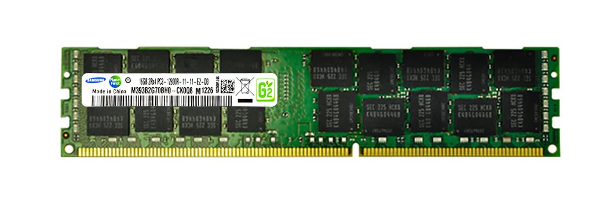 M4L Certified 16GB 1600MHz DDR3 PC3-12800 Reg ECC CL11 240-Pin Dual Rank x4 DIMM Mfr P/N M4L-PC316R11D4-16G